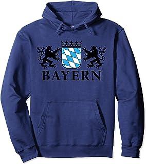 Bayern Bavaria Pullover Hoodie