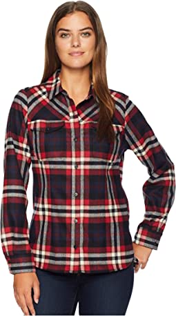 Christina Plaid Shirt