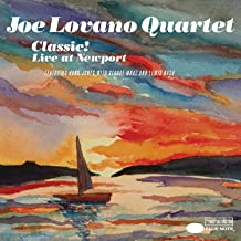 joe lovano quartet classic live at newport