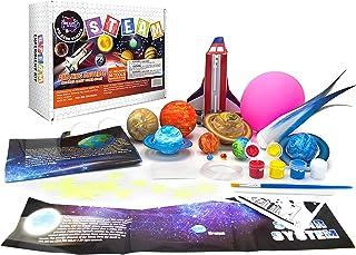 JADE Science Kit for Kids - STEM Amazing Universe Science Kit– DIY Kit - Science Experiment kit for kids