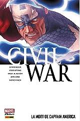 Civil War T03 - La mort de Captain America Format Kindle