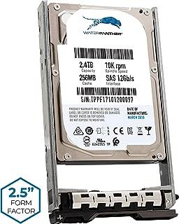 2.4TB 10K SAS 12G 2.5