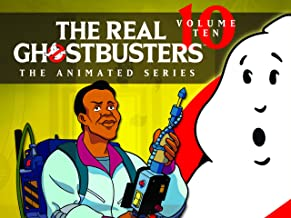 The Real Ghostbusters - Volume 10