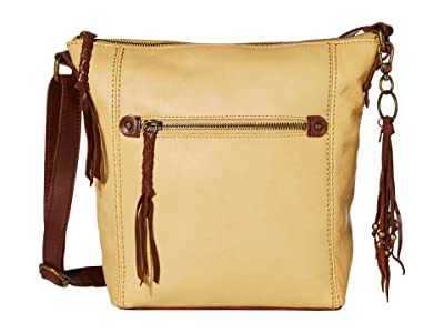 The Sak Ashland Crossbody (Buttercup) Cross Body Handbags