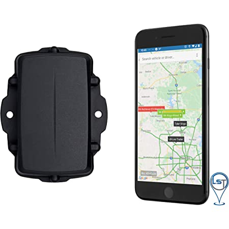 Oyster2 4G/5G Cat-M1 GPS Tracker for Assets - Up to 5 Year Battery Life - Small, Waterproof GPS for Asset Tracking - Car Tracker Device - GPS Vehicle/Trailer/Asset Tracker (Subscription Required)