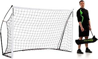QuickPlay Porterías de fútbol de Kickster Academy - El