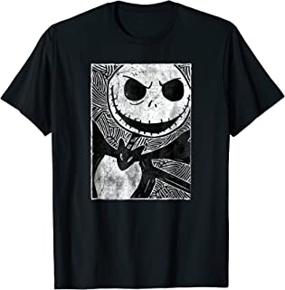 Disney The Nightmare Before Christmas Jack Sketch T-shirt