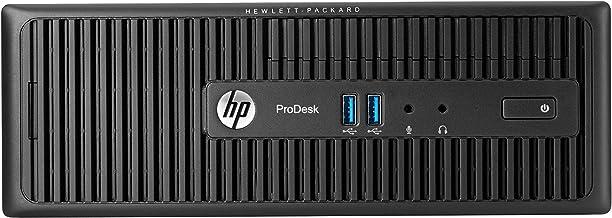HP Business Desktop ProDesk 400 G2.5 Desktop Computer - Intel Core i3 (4th Gen) i3-4160 3.60 GHz -