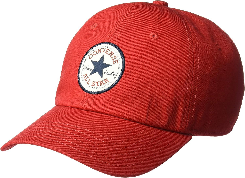 Converse Men's Unisex Tipoff Chuck Patch Baseball Hat