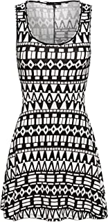Sleeveless Shift Dress for Women – Casual, Party or Work Dress
