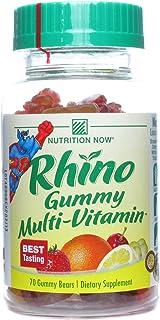 Nutrition Now Rhino Chewy Vitamins - 60 Chews