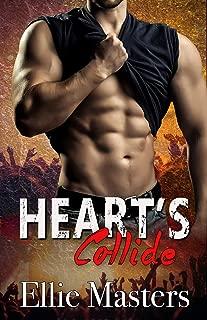 Hearts Collide: a Rock Star Romance (Angel Fire Book 3)