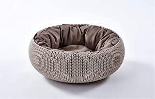 Curver Pet Bed Cozy Sand