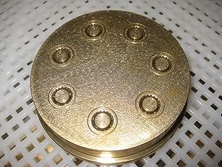 NEW Rigatoni Brass Pasta Die TR95 10mm