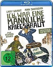 ICH WAR EINE MAENNLICHE K - MO [Blu-ray] [1950]