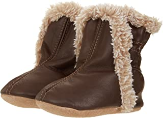 Classic Cozy Baby Boots - Soft Soles