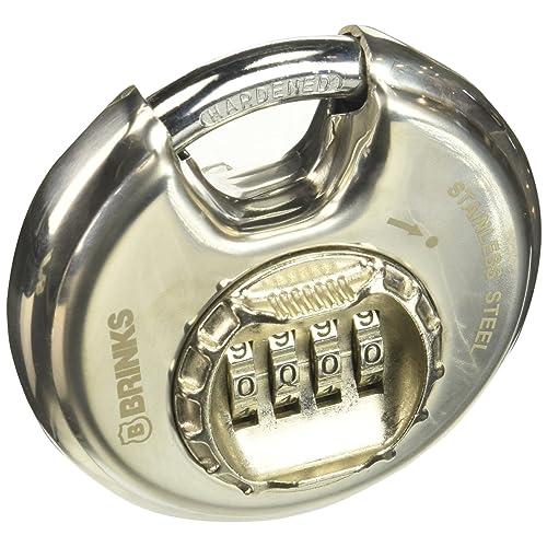 High Security Combination Lock: Amazon.com
