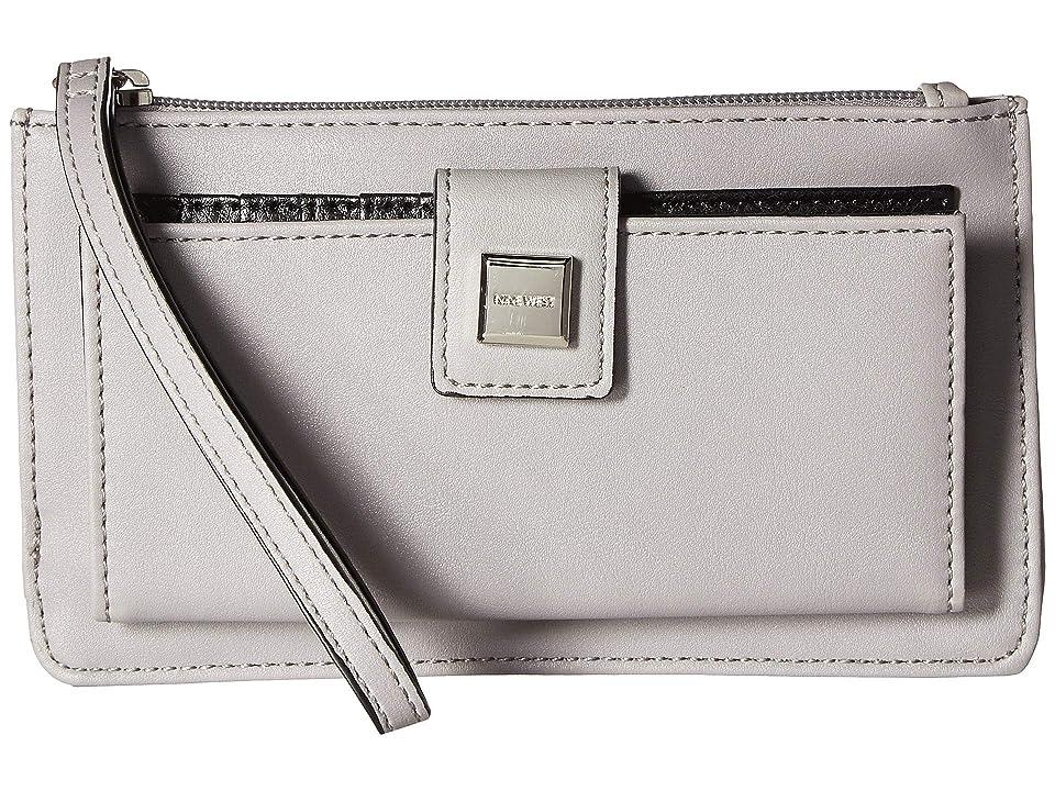 Nine West Abiline SLG Wristlet (Mist) Wristlet Handbags