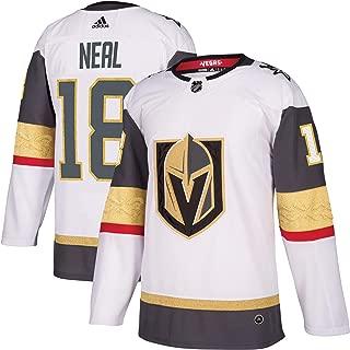 adidas James Neal Las Vegas Golden Knights Authentic NHL Hockey Jersey