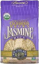 Lundberg Organic California Brown Jasmine Rice, 32 Ounce