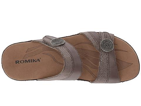 Romika Cobra KombiPlatinTaupeWhite Fidschi CombinationGold 22 Roma Kombi BlackBlack xHfPFq