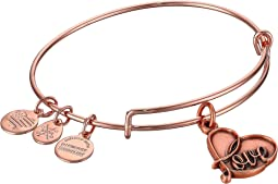 Alex and Ani - Path Of Symbols - Love IV Charm Bangle