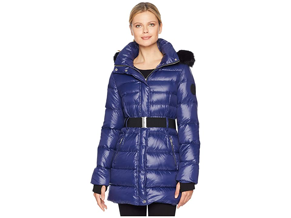 UGG Belted Down Jacket (Nocturn) Women