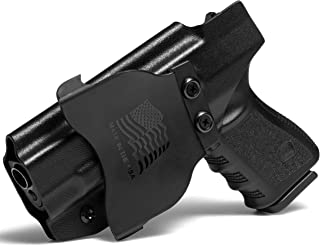 Concealment Express OWB Paddle KYDEX Holster (Black) – Outside Waistband –..