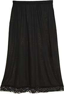Mariposa Women's Maxi Skirt In Multiple Colors With Lace
