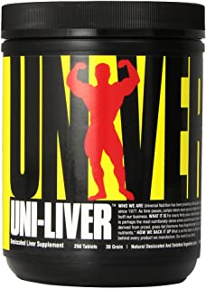 Universal Nutrition Uni-Liver 30 Grain Standard - 250