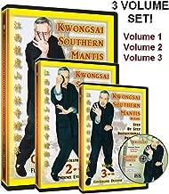 southern praying mantis kung fu dvd