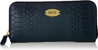 Hidesign leather Women's Wallet ANGARA W3(SNA M BLUE)