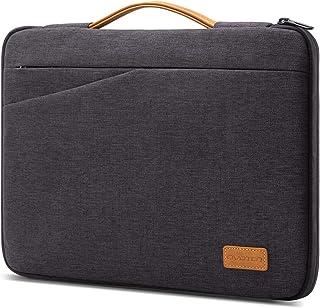 """حقيبة كمبيوتر محمول 14 بوصة من Civoten حقيبة يد مقاومة للماء لـ 15\"""" MacBook Pro / Lenovo ThinkPad X1 Yoga E490 T480s / HP..."""