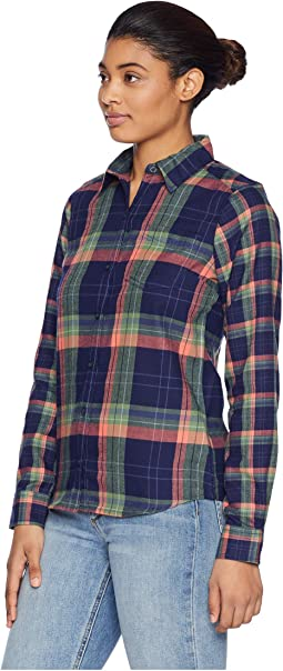 Jensen Flannel Long Sleeve