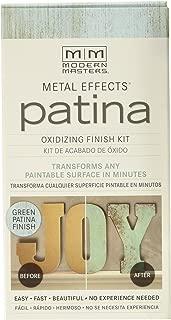Modern Masters 306270 2 oz. Metal Effects Patina Oxidizing Finish Kit, Green