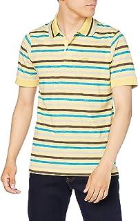(マックレガー) McGREGOR 【クールマックス】 マルチカラー ボーダー ポロシャツ