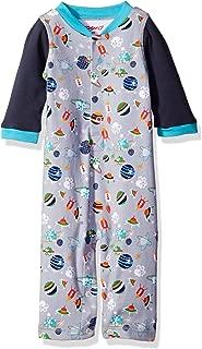 Zutano Unisex Baby Printed Long Sleeve Play Romper