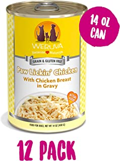 Best weruva paw lickin chicken dog Reviews
