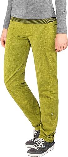E9 Andre - Pantalon Femme - Vert 2018