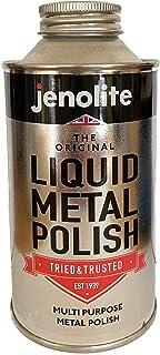 JENOLITE Flüssigmetallpolitur – Mehrzweckpolitur für Messing, Kupfer, Chrom,..