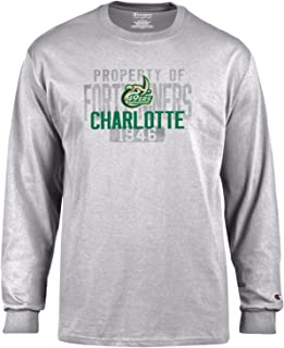 Champion NCAA Mens Long Sleeve Lightweight T-Shirt Officially Licensed 100% Cotton Tagless Tees