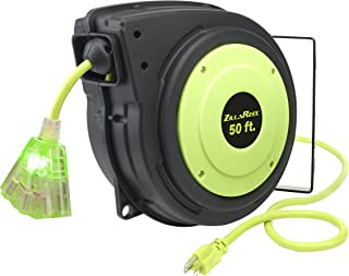 Best spring loaded extension cord Reviews