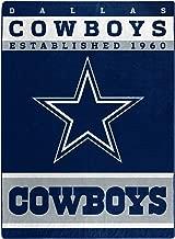 dallas cowboys blanket 60x80