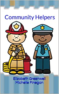 Community Helpers: Activity Book