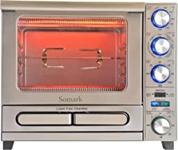 Somark Convection Rotisserie Oven with Multiple Fast Pizza/Cake Chamber 1500W