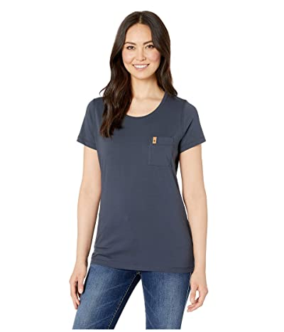 Fjallraven Ovik T-Shirt (Navy) Women