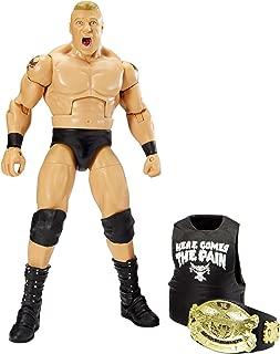 WWE Elite Collection Wrestlemania 32 Brock Lesnar Action Figure