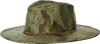 قبعة Brixton للرجال من القماش بحافة عريضة