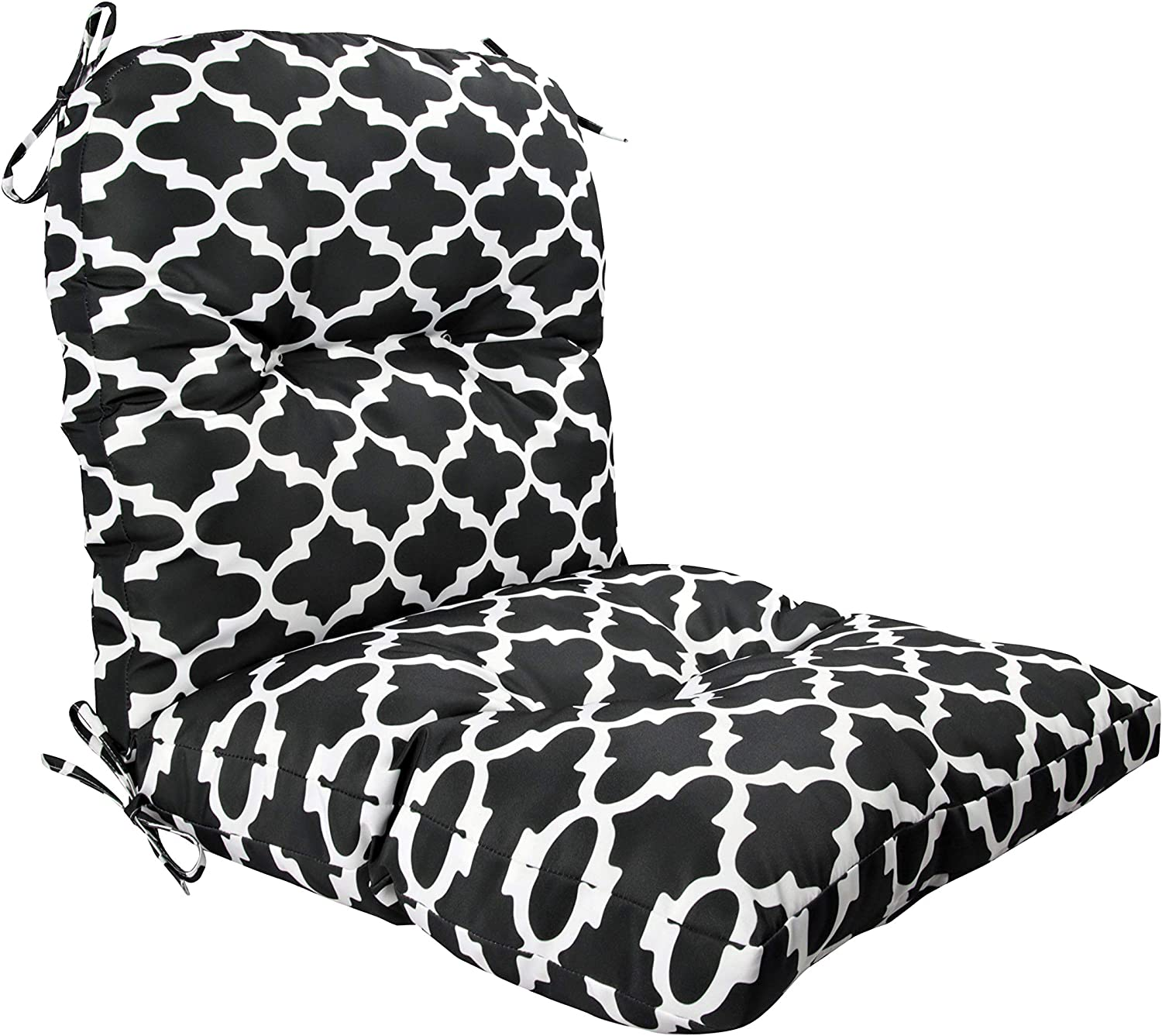 BOSSIMA Luxury goods Outdoor Indoor High San Antonio Mall Back R Cushions Chair Comfort Tufted
