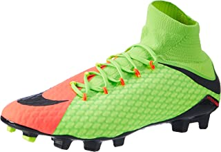 Hypervenom Phatal III Df FG Mens Football Boots 852554 Soccer Cleats
